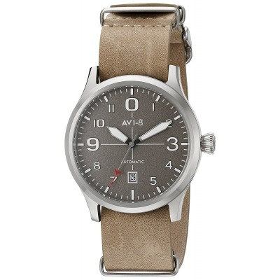 MONTRE AVI-8 AUTOMATIQUE BEIGE